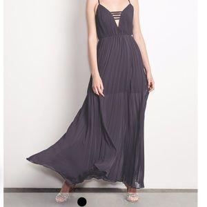 NWT, Ali & Jay She's a Regular Maxi Dress